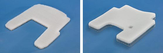 Military Aircraft Stimulite® honeycomb seaing